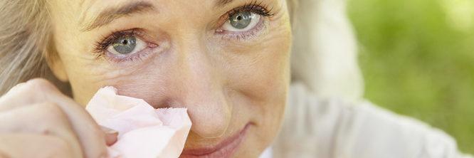 How pollen effecs allergies